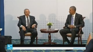 تاريخ العلاقات الأمريكية الكوبية