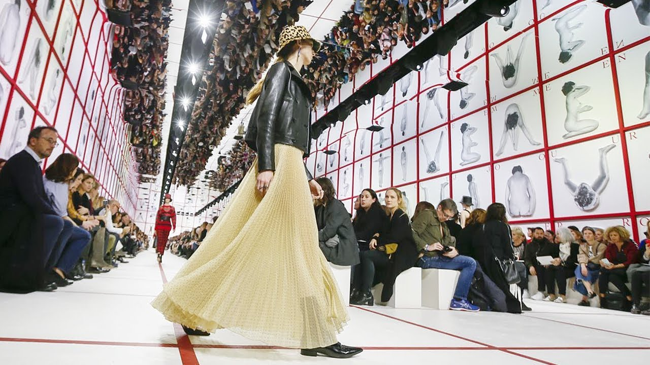 Dior   Fall Winter 2019/2020 Full Fashion Show   Exclusive 6