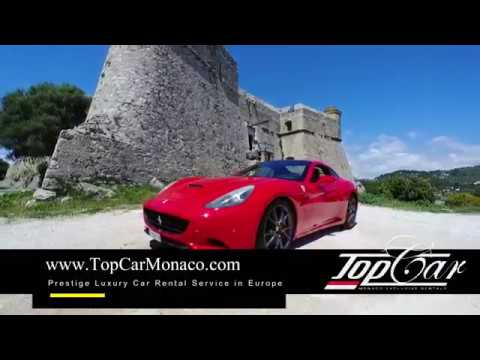 Top Car Monaco Exclusive Rentals