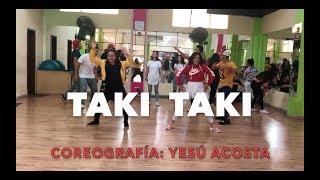 DJ Snake - Taki Taki ft. Selena Gomez, Ozuna, Cardi B | Coreografía