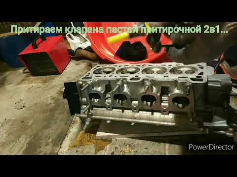 Ремонт ГБЦ Hyundai Matrix 1.6