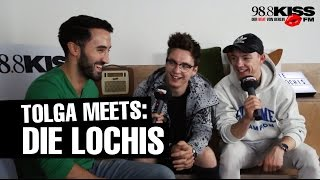 Baixar Interview DIE LOCHIS: berühmte Fans, Bruderstreit,