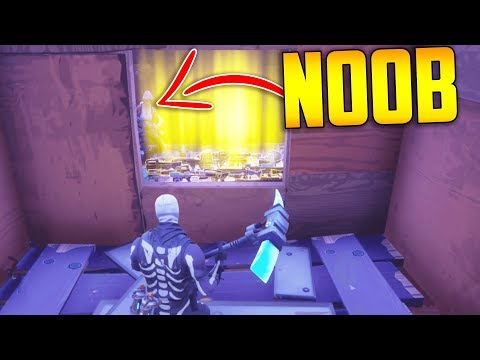 Teaching A NOOB How To Trade And About RARE ITEMS In Fortnite Save The World