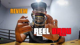 Review Reel baru ku Ryobi Artica II. Vlog#7