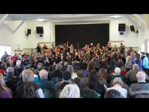 Northwest Scottish Fiddlers Workshop Concert 2017