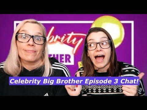 Celebrity Big Brother Episode 3 Chat!