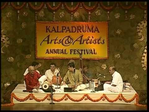Sarvam Brahmamayam - Live Carnatic Music Concert Sikkil Gurucharan | Dr. Umayalpuram K Sivaraman