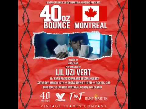 @LilUziVert Live in Montreal