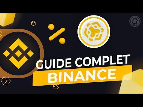 TUTO BINANCE - TRADING BITCOIN & CRYPTO SUR LE MEILLEUR EXCHANGE AU MONDE