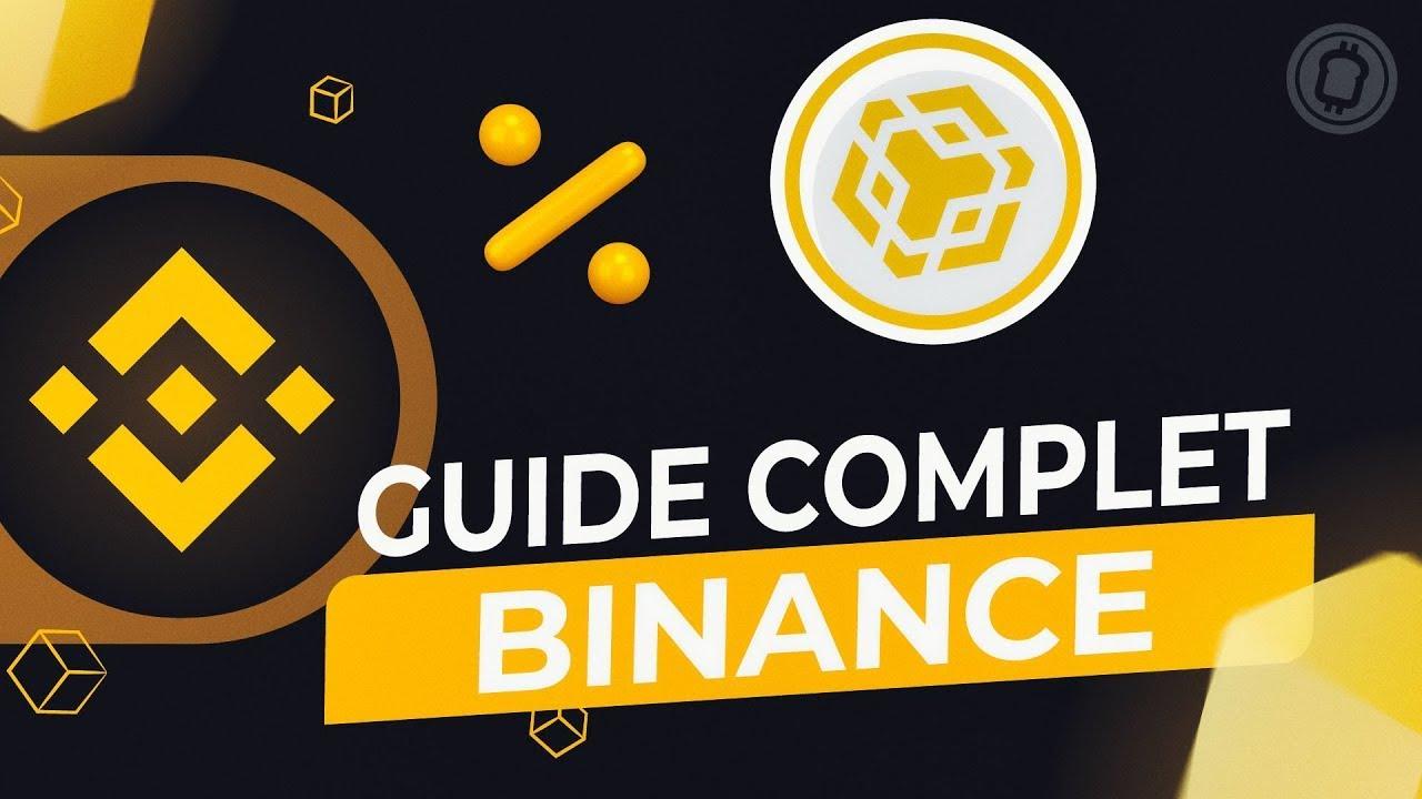 how to exchange cryptocurrency on binance