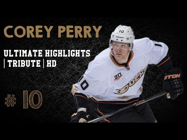 Corey Perry Ultimate Highlights | Tribute | HD