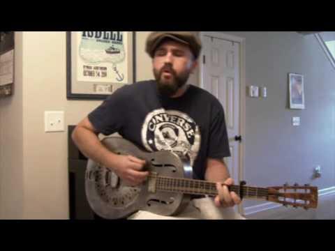Dustin Miller- Take 'em Away (Old Crow Medicine Show Cover)