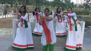 Happy Independence Day India / Dance Group Lakshmi  / Georgia, Tbilisi