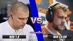 NEO CS 1.6 vs NEO CS:GO