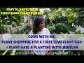 Planting with Jewelyn: Plant shopping for first time plant dad + haul | MAY 2018 | ILOVEJEWELYN