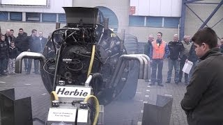 18 cylinder tractor with 4000Hp-10000Nm cold start