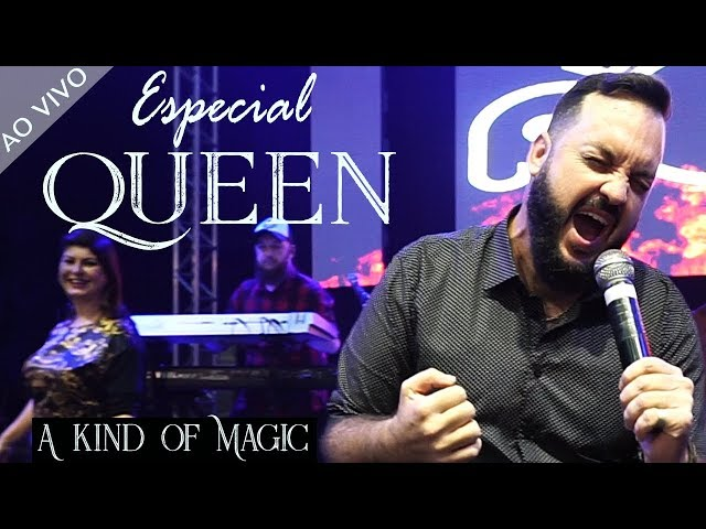 A KIND OF MAGIC - ESTAÇÃO POP AO VIVO