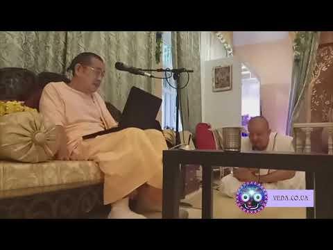 Шримад Бхагаватам 3.9.32 - Бхану Свами