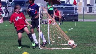 i9 Sports 352: South Wilmington Soccer Player Highlights -8/11/18-