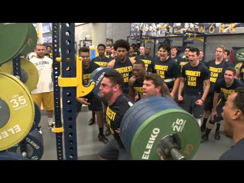 Cal Football: Strength and Conditioning Testing Week