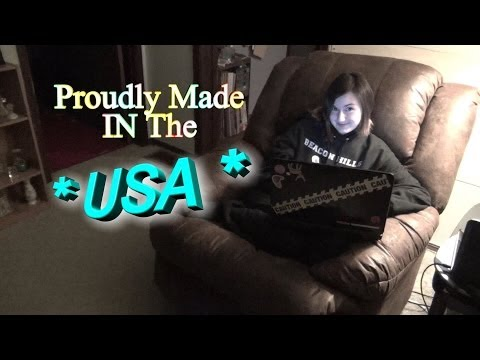 Simmons Recliner USA Made