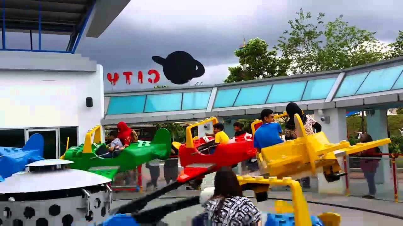 Legoland Malaysia 2013 - YouTube