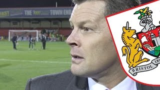 Swindon Town 1-0 Bristol City Post-Match Interviews