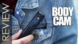 Mini Body Camera C181 1080p Spy Camera Review