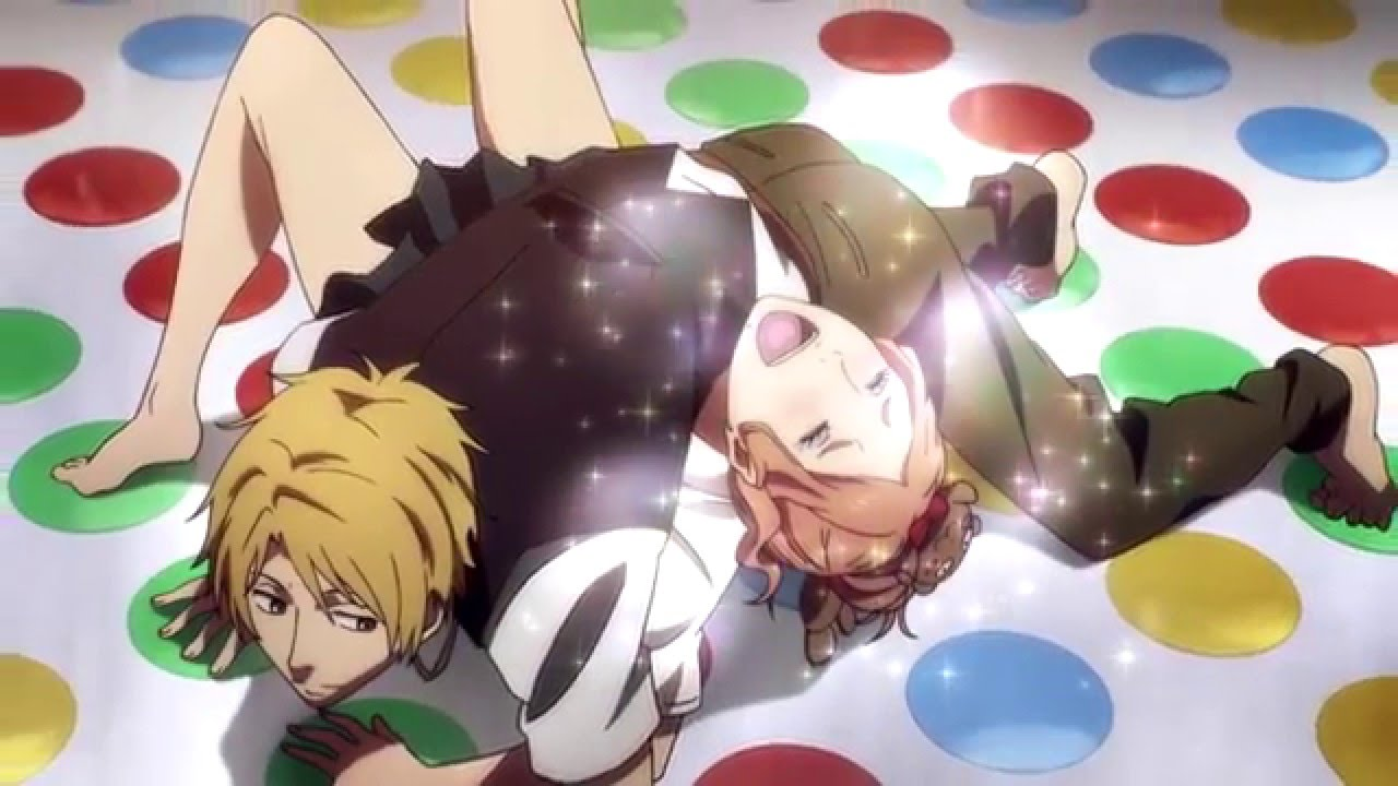 death parade - twister