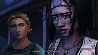 PC Longplay [960] The Walking Dead: Michonne - Episode 3 What We Deserve