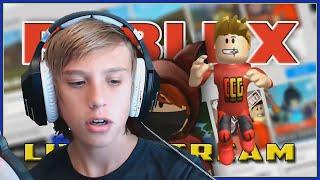 ROBLOX LIVESTREAM | JAILBREAK AND RANDOM ROBLOX GAMES!!