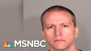 Derek Chauvin's Bail Set At $1.25M In First Court Appearance In George Floyd Death | MSNBC