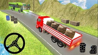 Mud Truck Driving Simulator - Indian Cargo Truck Offroad Drive - Android Gameplay [HD]