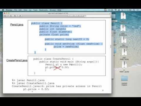 oo-programming-in-java---lecture-3-(1/19/13)