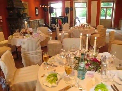 Hochzeit Dj Dresden Hochzeitsfeier In Coswig Villa Theresa Youtube