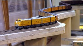 N Scale: Home Layout Special of the Feather River RR III