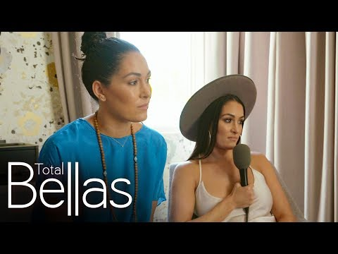 Nikki Asks Artem To Move In With Her On A Podcast: Total Bellas, April 2, 2020
