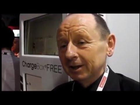 Ian Hobson, managing director, ChargeBox