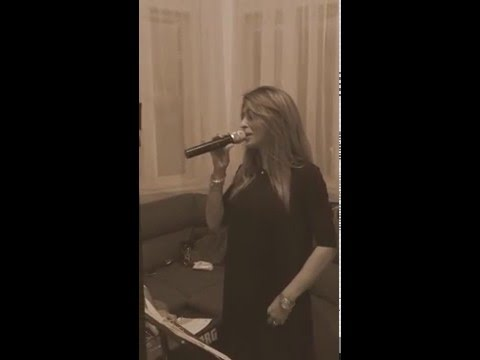 Romina Alban -live session,cover,repetitii