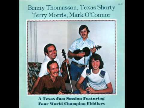 A Texas Jam Session Featuring Four World Champion Fiddlers [1977] - Various Artists