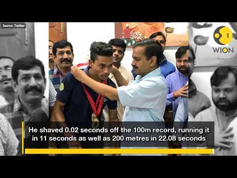 Delhi slum kid to train at club that produced Usain Bolt