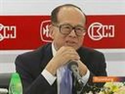 H.K. Billionaire Li Has `Full Confidence' in China Banks: Video