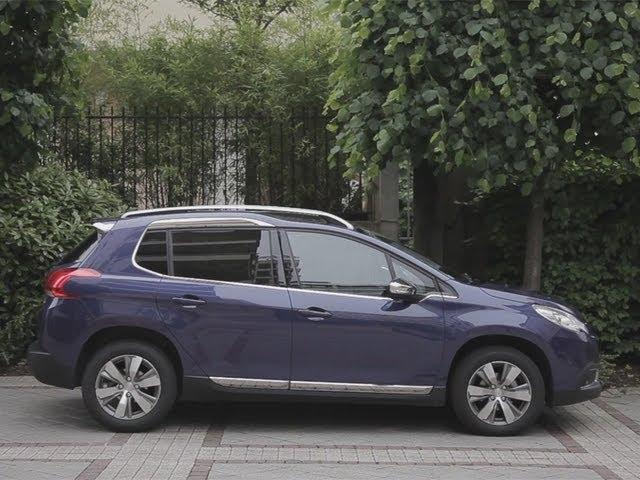 Essai Peugeot 2008 1 6 E Hdi 92 Allure 2013 Youtube