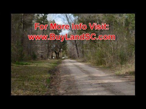 Acreage for Sale, Berkeley County South Carolina