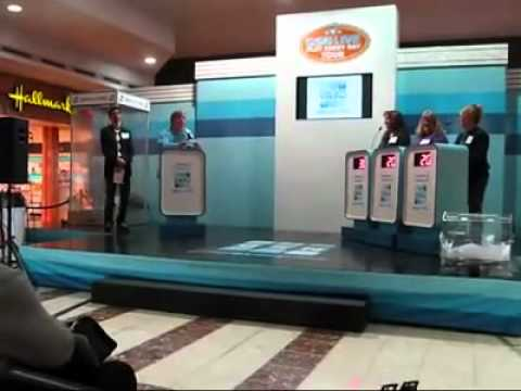 My Host Audition at the GSN Live Mall Tour