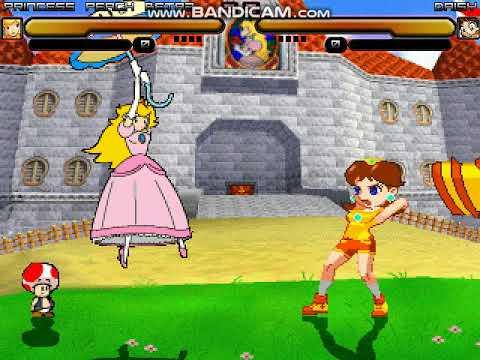 Download MUGEN Battle Peach vs Daisy