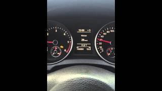 Golf 6 tdi 2.o 110cv pb puissance plus voiture sécurité