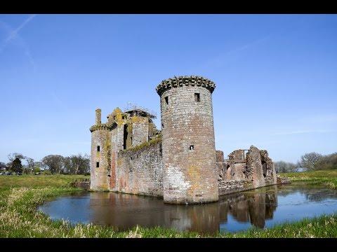 Caerlaverock Castle - Dumfries & Galloway, Scotland