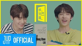 [Two Kids Room(투키즈룸)] Ep.07 Bang Chan X I.N