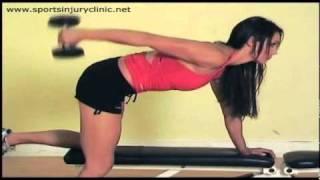 Strengthening Exercise for Rehabilitating Triceps Injuries thumbnail
